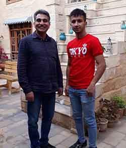 استاد علی اصغر باصری